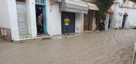 Tunisie – Intempéries: La commune de Soliman invite les habitants à protéger leurs foyers