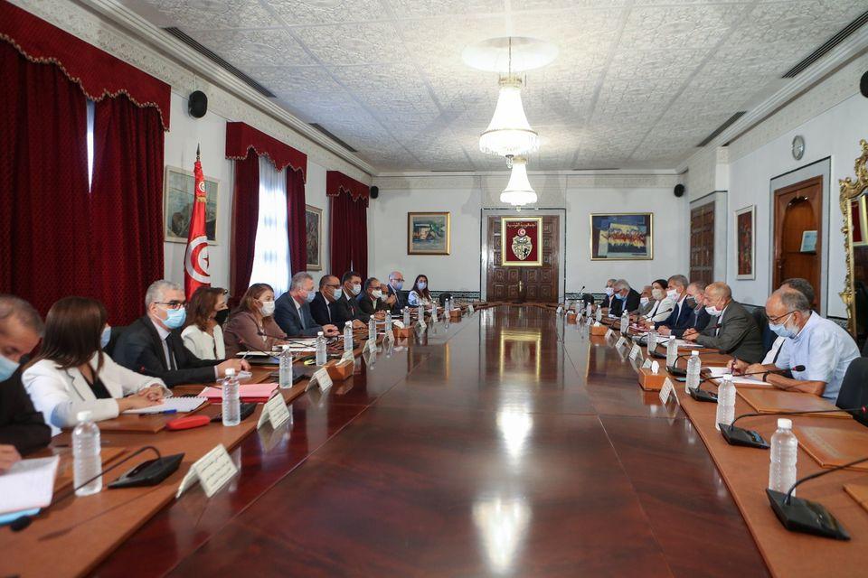 Tunisie : Première réunion de négociations entre l'UGTT et la présidence du gouvernement