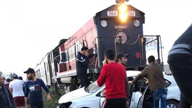 Tunisie: Décès d'une femme et son enfant dans une collision entre un train et une voiture à Gafsa