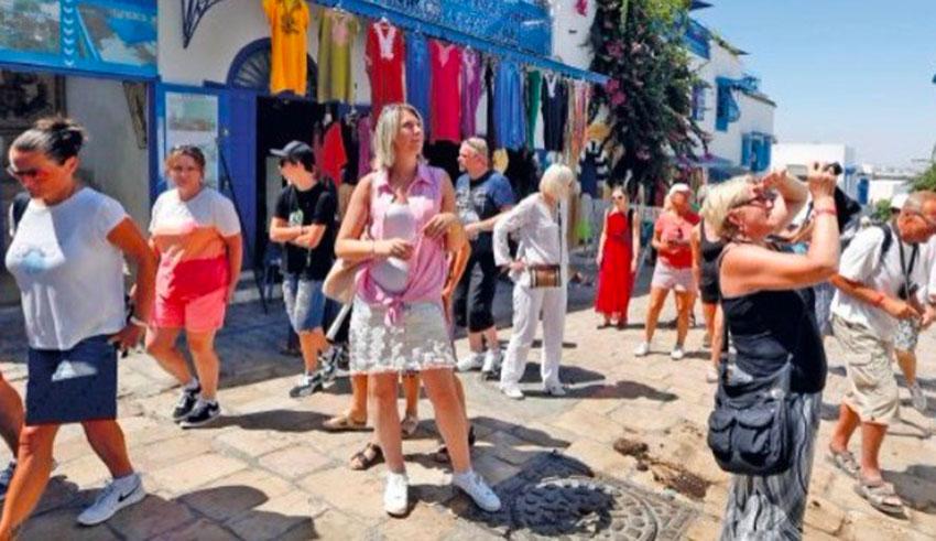 Tunisie: Chute de 60% des recettes touristiques