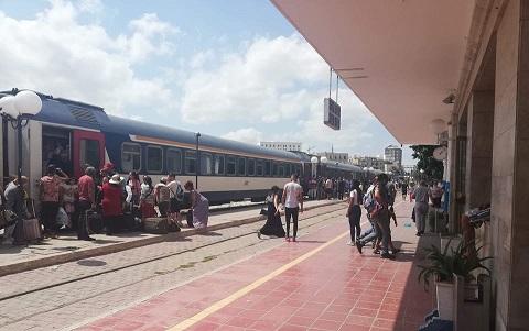 Tunisie: Modifications des horaires des trains de la SNCFT