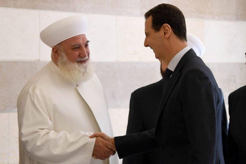 Syrie : Le mufti de Damas tué dans un attentat
