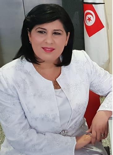 """Tunisie : Abir Moussi : """"Oui, l'amélioration de l'application du vote à distance pour une meilleure transparence est bel et bien possible"""""""