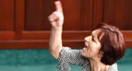 Tunisie: Samia Abbou appelle à instaurer le confinement général
