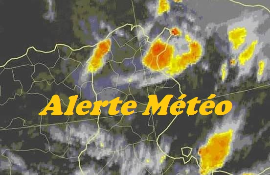 Tunisie: Bouleversement météorologue à partir de lundi soir