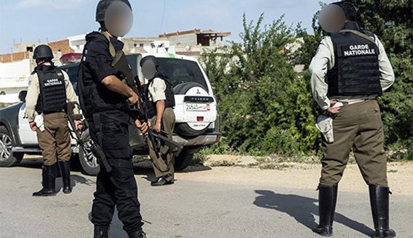 Tunisie : Arrestation de deux terroristes à Jendouba et à Kébili