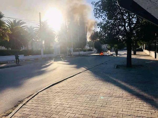 Tunisie: Le dépôt de la municipalité de Sbeitla pris d'assaut et pillé sur fond de protestations