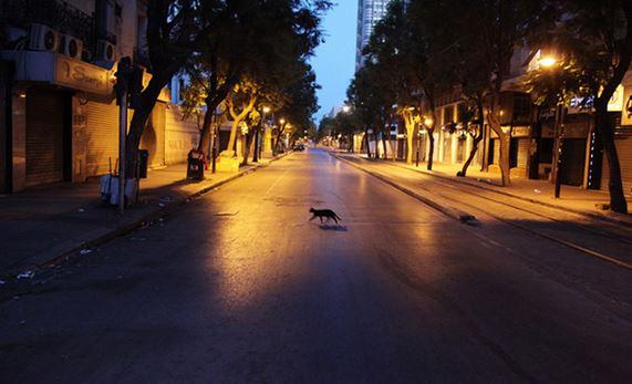 Tunisie : Prolongement du couvre-feu à Tunis?