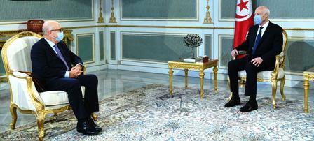 Tunisie – Kaïs Saïed se penche sur la trésorerie et aux finances du pays