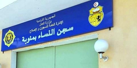 Tunisie – Des détenues de la prison des femmes de La Manouba contaminées par le covid