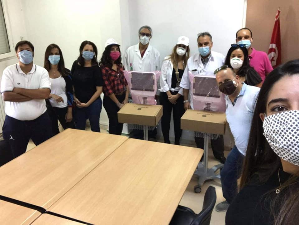 Tunisie : L'hôpital régional du Kef reçoit des équipements médicaux