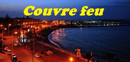 Tunisie: Covid19: Couvre feu à Monastir