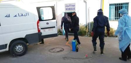 Tunisie: La Manouba: Décès de trois personnes asymptomatiques par la Covid+