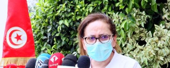 Coronavirus: Nissaf Ben Alaya: La Tunisie enregistre une moyenne journalière de 32 décès