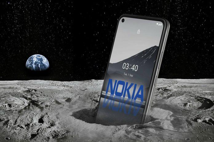 Nasa : Nokia installera un réseau de téléphonie mobile sur la Lune