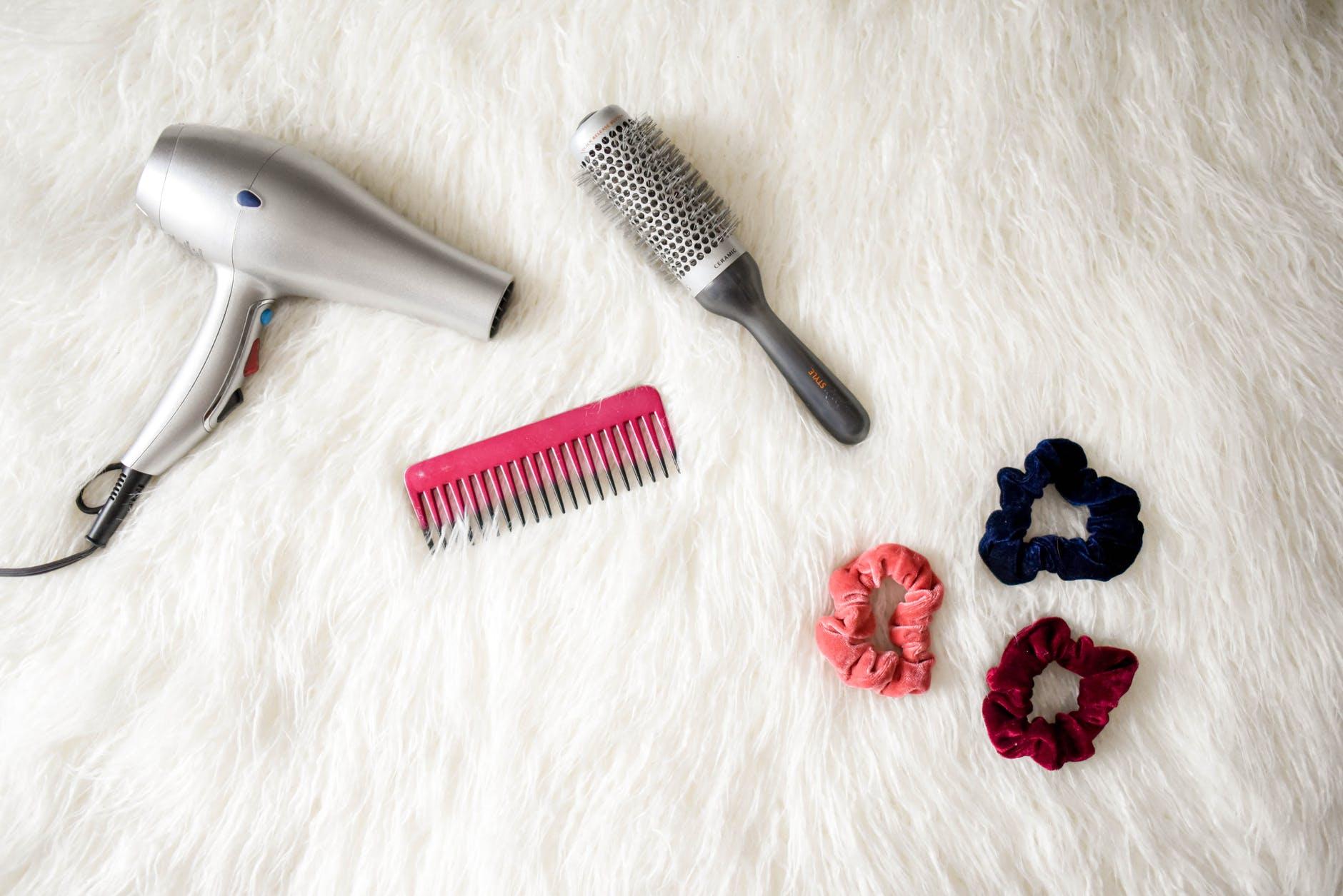 TN beauté : Comment réussir un brushing pro à la maison !