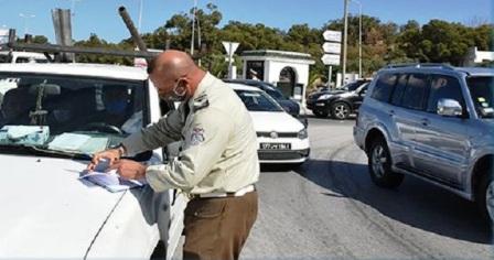 Tunisie – Campagne sécuritaire à Sousse pour contrôler le respect des protocoles sanitaires