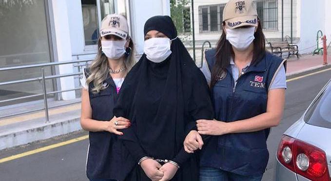 La police turque arrête une tunisienne membre dangereux de DAECH