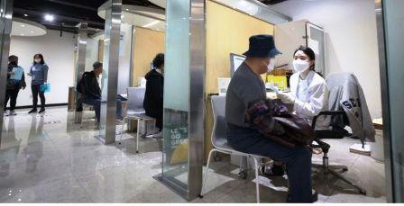 Corée du Sud: Des patients meurent après avoir été vaccinés contre la grippe