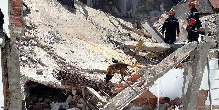 Tunisie – VIDEO: Explosion de la Cité Ezzouhour: Localisation de deux personnes sous les décombres
