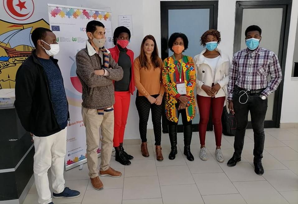 Photo du jour : Initiative louable, la municipalité de la Marsa inaugure un bureau d'accompagnement pour immigrés