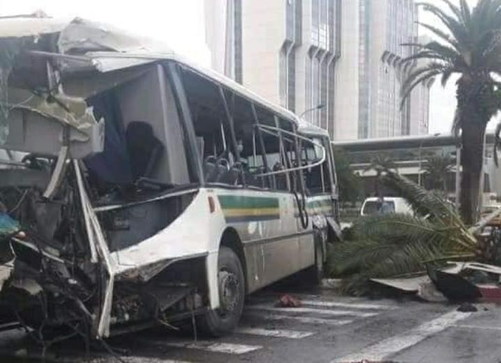Photo du jour : Pourquoi personne ne rendra des comptes dans l'accident l'Avenue Mohammed V ?