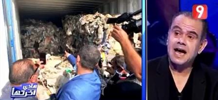 Tunisie – VIDEO – Les dessous explosifs de l'affaire des déchets italiens