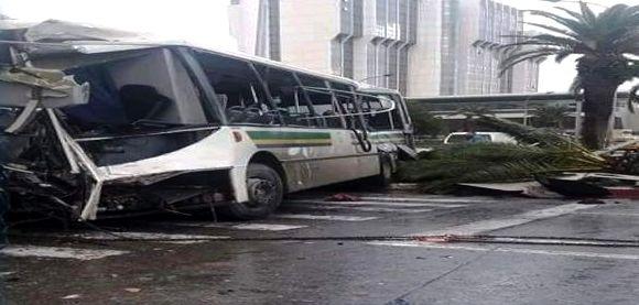 Tunisie – Pas de décès dans l'accident de l'avenue Mohamed V