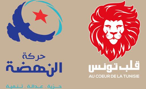Pôle judiciaire économique et financier: Ouverture d'une enquête judiciaire contre Ennahdha et Qalb Tounes