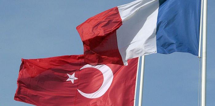 France: Possibles sanctions économiques sectorielles contre la Turquie