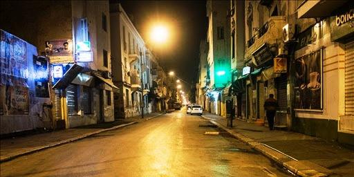 Tunisie – Le couvre-feu sur le grand Tunis restera de mise jusqu'à nouvel ordre