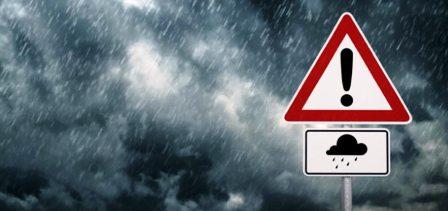 Tunisie – Alerte météo: Retour des vents forts et des orages à partir de cette nuit