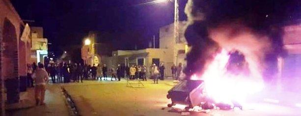 Tunisie – L'UGTT sent le coup fourré dans les protestations et essaie de s'en démarquer