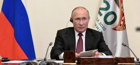 La Russie prête à livrer des doses de son vaccin anti covid à tous les Etats