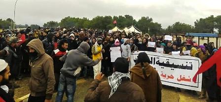 Tunisie – Et pendant ce temps… Le pays part en miettes!