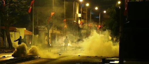 Tunisie – Protestations sociales: Des protestataires mineurs et qui ont été payés pour effectuer des actes de vandalisme