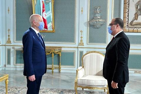 """Tunisie: Hichem Mechichi: Certaines personnes s'attendaient à une """"collision"""" entre le gouvernement et la coordiantion d'Al Kamour"""