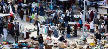 Tunisie – DERNIERE MINUTE : Les souks hebdomadaires autorisés au Grand Tunis