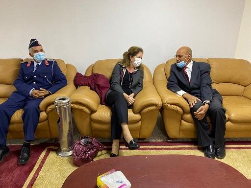 Nouveau round de pourparlers militaires pour la première fois en Libye