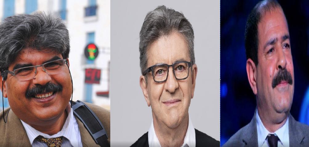 France: Dans son discours, Jean-Luc Mélenchon cite Chokri Belaïd et Mohamed Brahmi