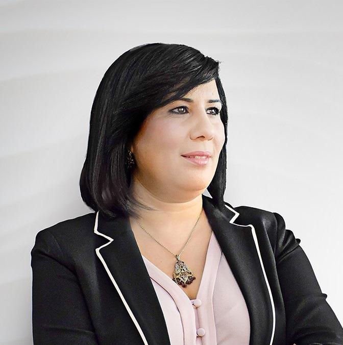"""Dernière minute- Abir Moussi: Une organisations suspecte finance les """"sorties"""" des députés Al Karama"""