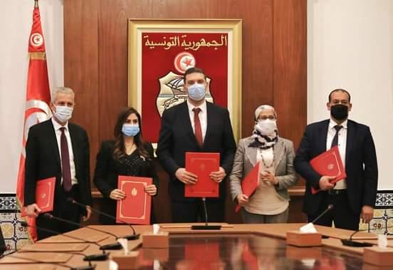 Tunisie: Accord entre le gouvernement et les structures représentatives des magistrats