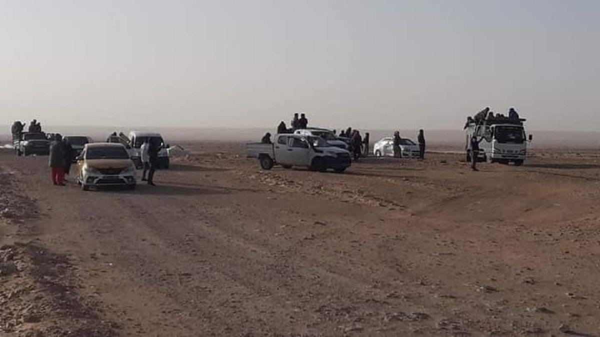 Tunisie-Emeutes tribales: Retour au calme à Ain Skhouna