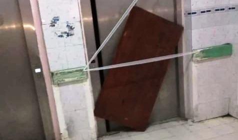 Tunisie – IMAGE: Avec une célérité exemplaire: Le problème de l'ascenseur de Jendouba a été réglé