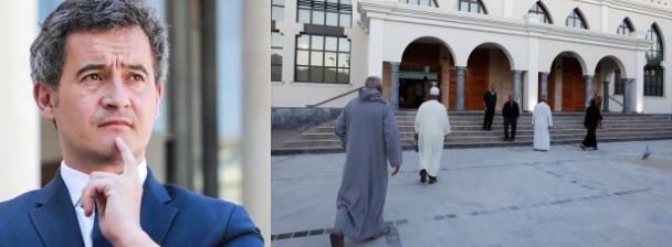 France: Le ministre de l'Intérieur menace de fermer 76 mosquées