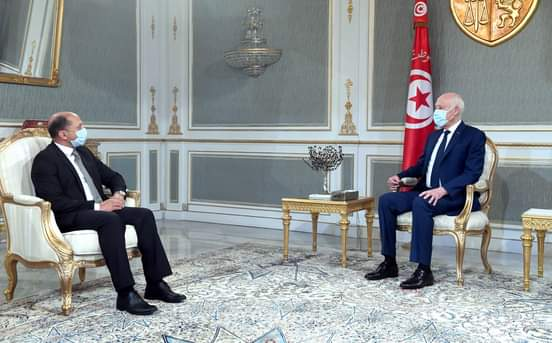 Tunisie: Mohamed Abbou reçu au Palais de Carthage