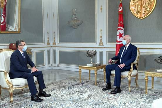 Tunisie: Le Président de la République affirme la nécessité de maintenir la sécurité pour tous