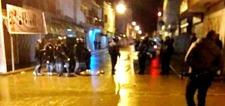 Tunisie – URGENT: Çà chauffe aussi à Kasserine