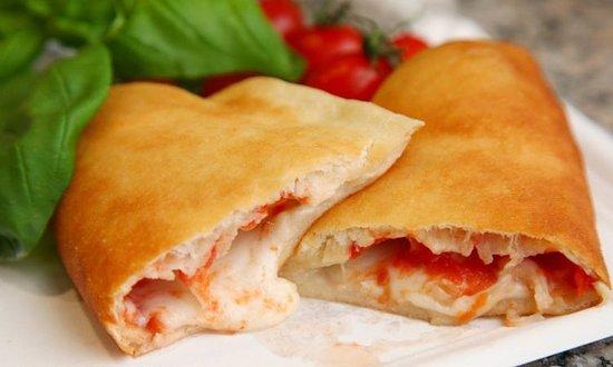Recette : Panzerotti (pizzas frites )