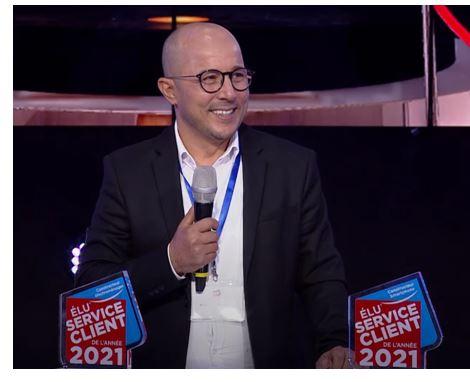 Samsung Electronics Tunisie élu « Service Client De l'Année 2021 » dans deux catégories